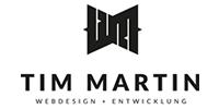 Tim Martin – Webdesign + Entwicklung